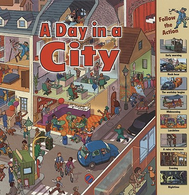 A Day in a City By Harris, Nicholas